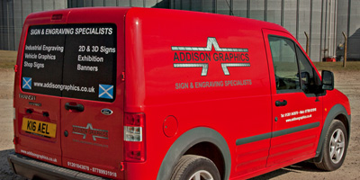 vehicle livery sign writing
